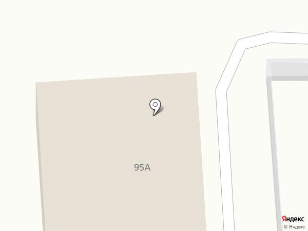 Винстру на карте Лайково