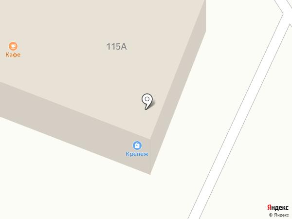 МИР САНТЕХНИКИ на карте Нахабино