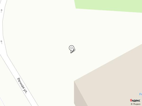 Автомойка на карте Лайково