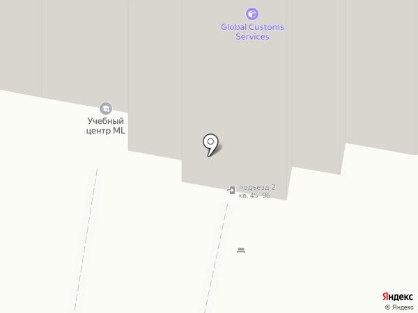 Эксперт на карте Москвы