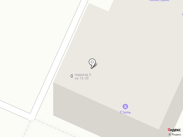 Стиль на карте Менделеево