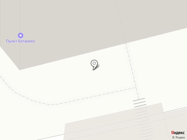 Сласти Хауз на карте Красногорска
