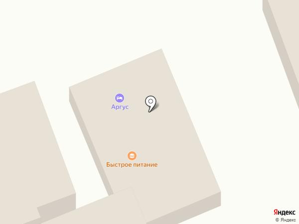 Argus на карте Анапы