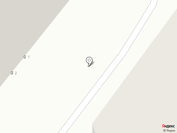 Избёнка на карте Красногорска