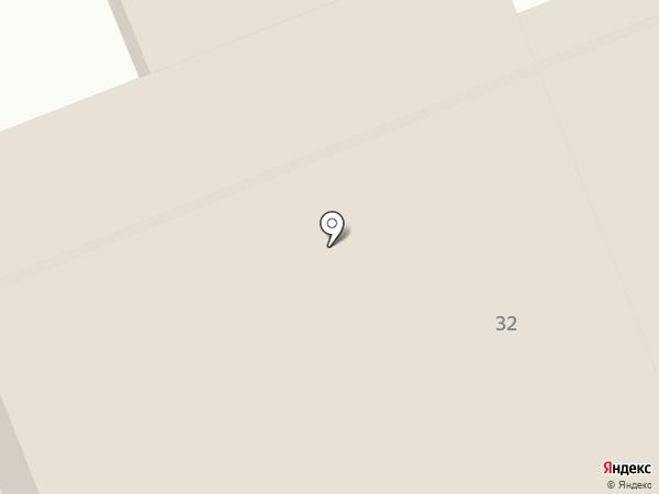 НИКО на карте Анапы