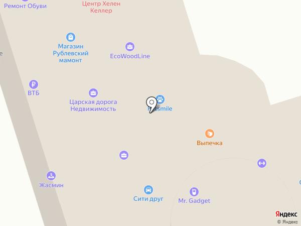 UVIVO на карте Жуковки