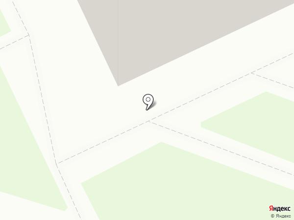 Новорижские Кварталы на карте Ильинского