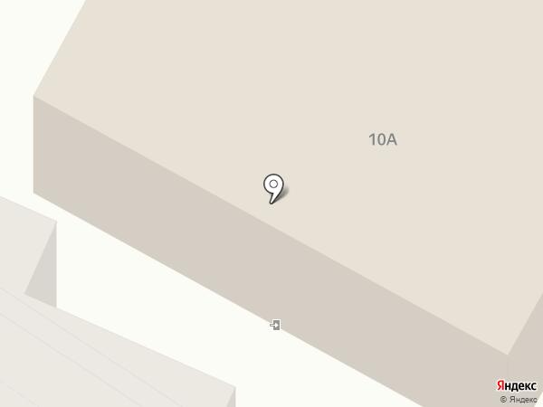 Алексеевское подворье на карте Менделеево