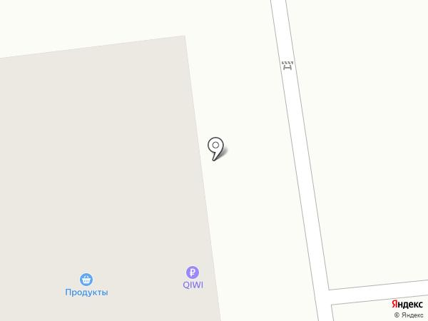 Росток на карте Одинцово