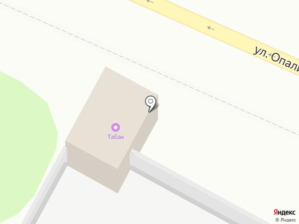 Продовольственный магазин на карте Красногорска
