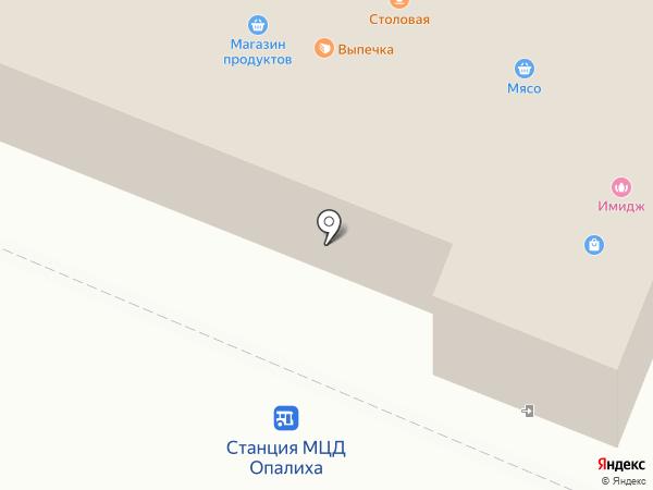 Яна+ на карте Красногорска