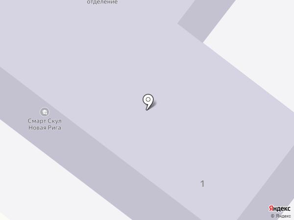 Ильинка сервис на карте Ильинского