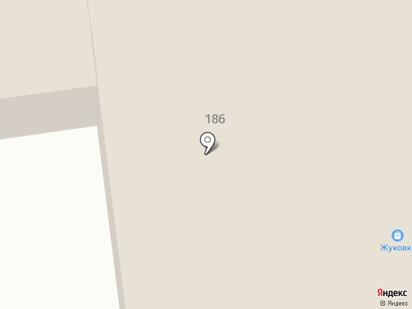 Zhukoffka Home на карте Жуковки