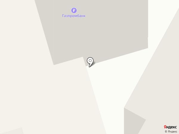 Север на карте Одинцово