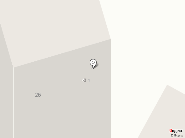 Ателье по пошиву одежды на Садовой на карте Одинцово