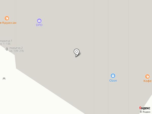 ЭстетДент на карте Одинцово