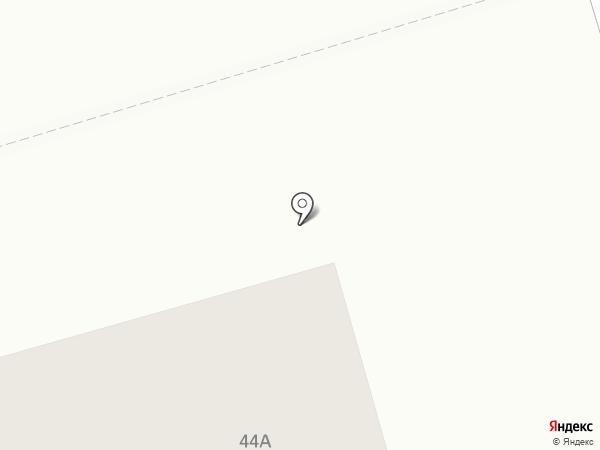 Оптимус на карте Жуковки