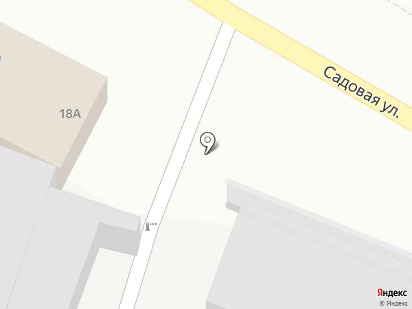Автосити на карте Одинцово