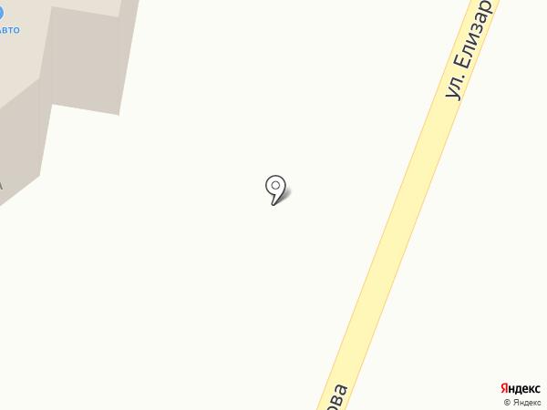БАКО на карте Красногорска