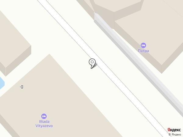Иллиада на карте Анапы