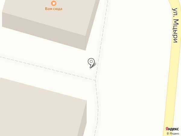 Виноградная Лоза на карте Химок