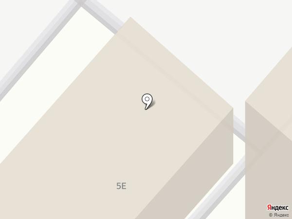Акварель-Family на карте Анапы