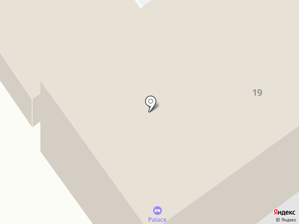 Palace на карте Анапы