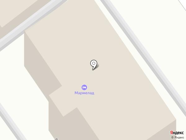 Марракеш на карте Анапы