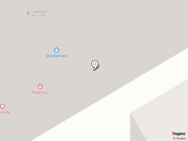 Осьминожки на карте Одинцово