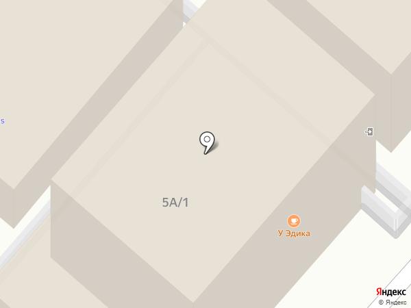 Алеша на карте Анапы