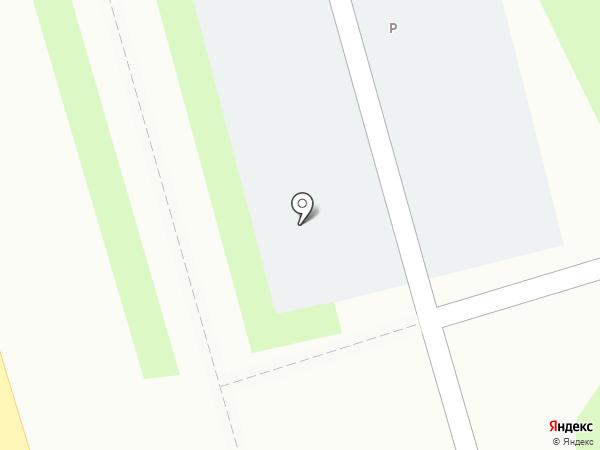 Киоск по продаже пончиков на карте Одинцово