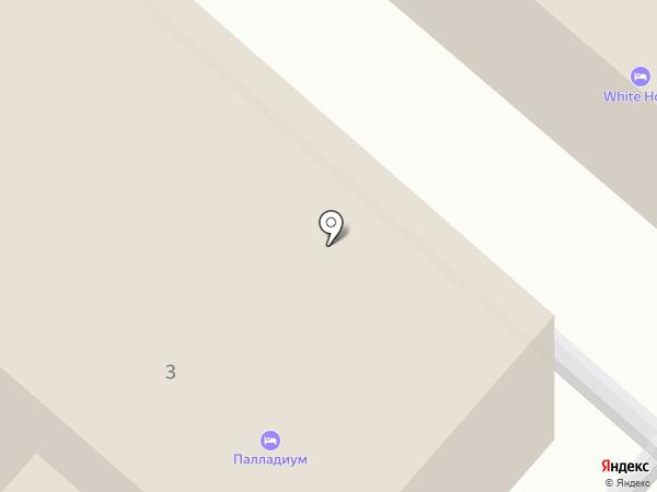 Палладиум на карте Анапы