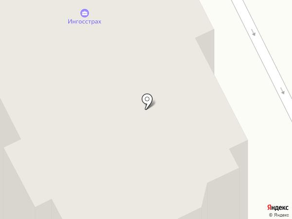 М-Сервис на карте Одинцово