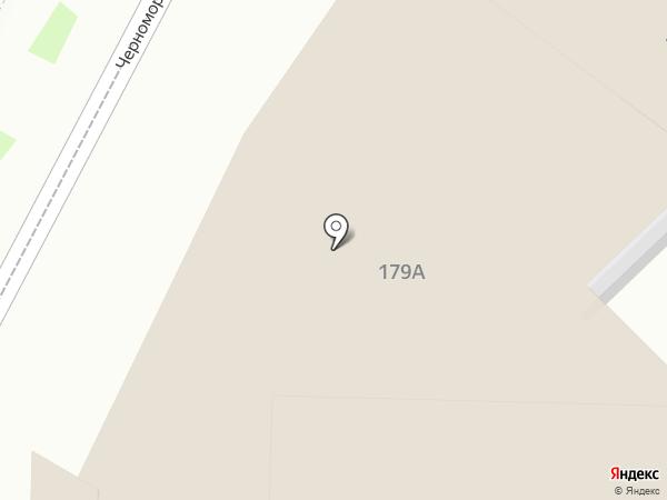Дублин на карте Анапы