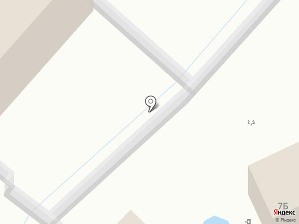 Лакония на карте Анапы