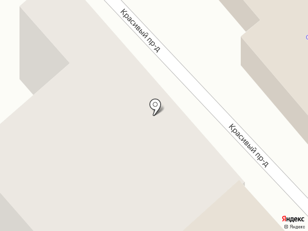 Ателика Гранд Меридиан на карте Анапы