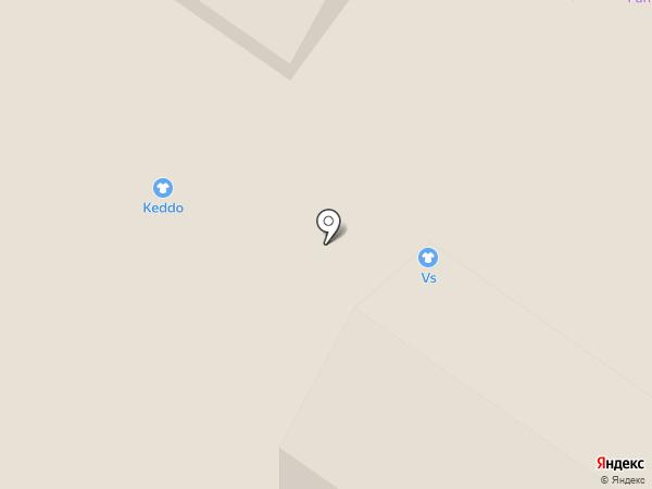 Джунгли на карте Ржавок