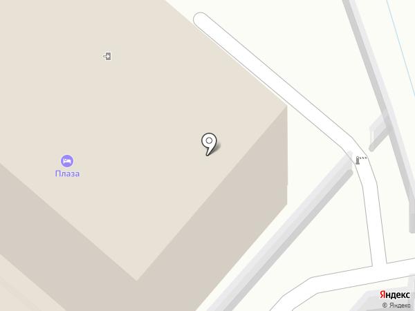Plaza на карте Анапы