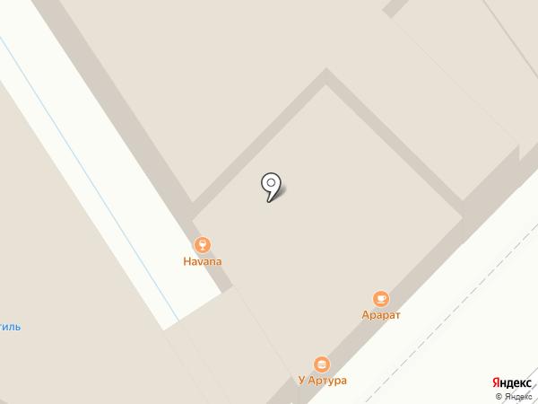 Бриз на карте Анапы