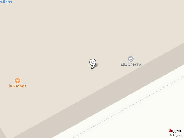 Джастин на карте Одинцово