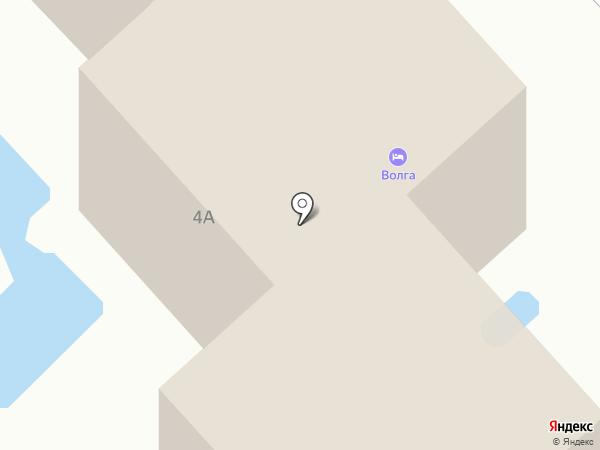 Манго на карте Анапы