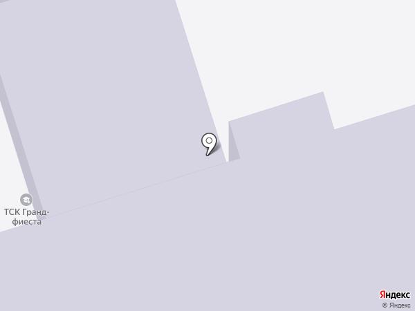 Гимназия №13 на карте Одинцово