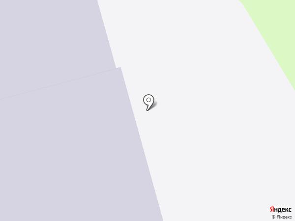 Детский сад №18, Семицветик на карте Одинцово