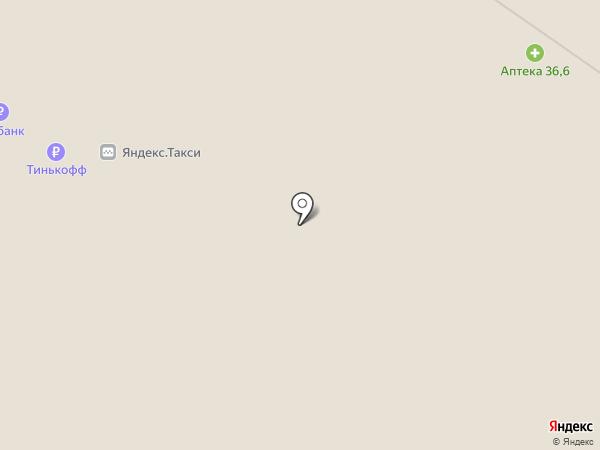 Элекснет на карте Ржавок