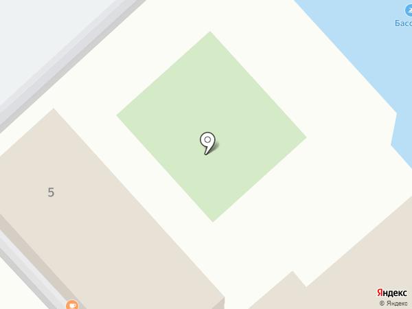 Имера на карте Анапы