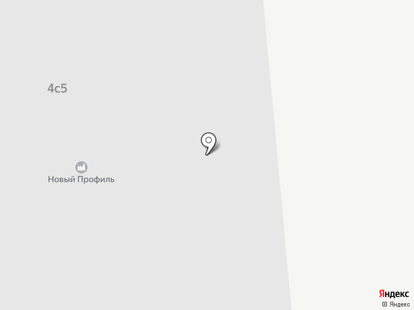 Мет-из на карте Одинцово