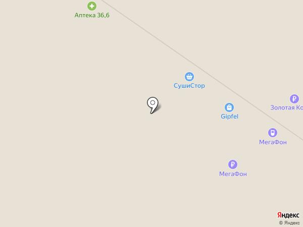 Подворье на карте Ржавок