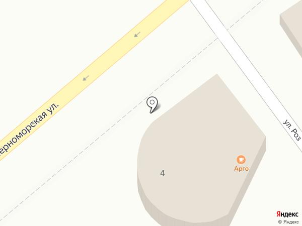 Алекс Фарм на карте Анапы