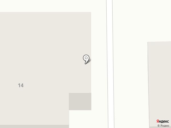 ЗаМитино на карте Сабурово