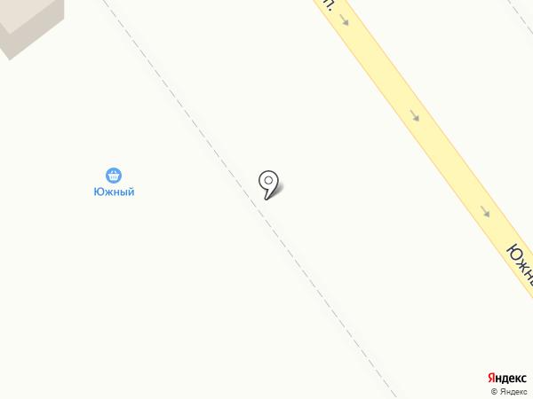 Морячка на карте Анапы
